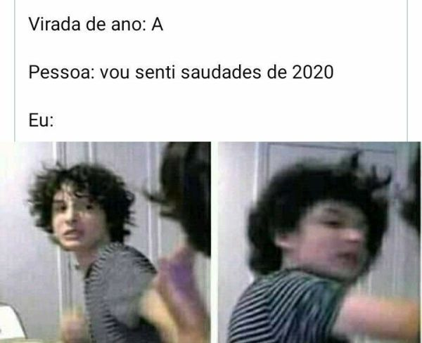 Saudades de 2020