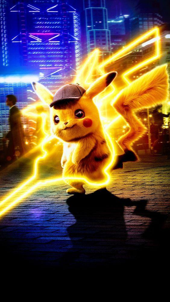 papel de parede, pikachu