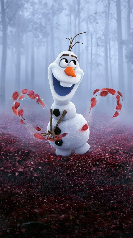 papel de parede, Olaf