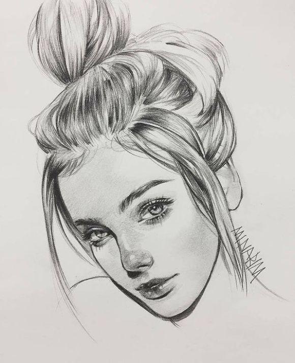 Belos desenhos realista para você se inspirar.
