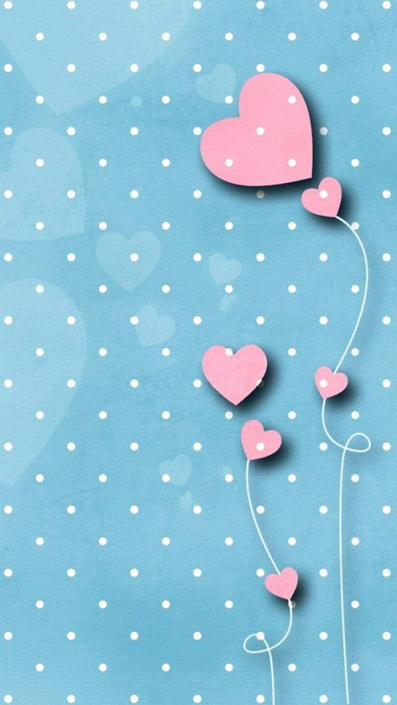 Papel de parede para celular azul balões
