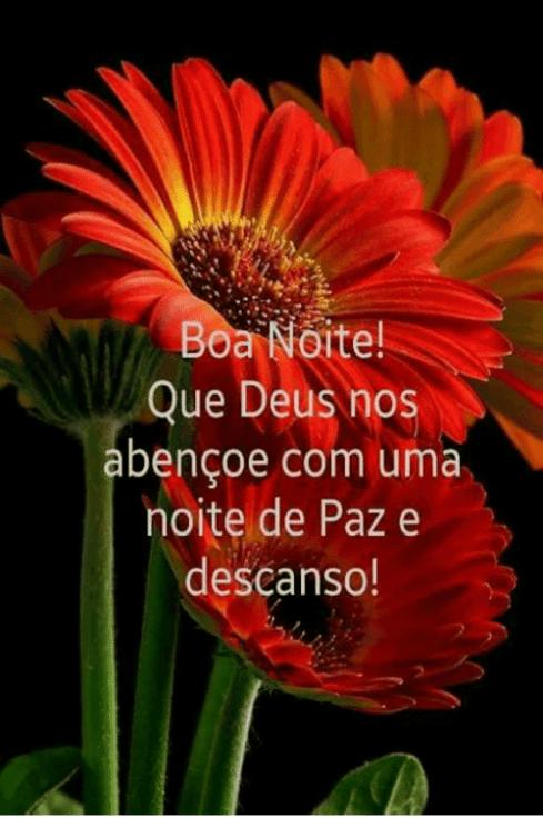boa noite linda por Deus