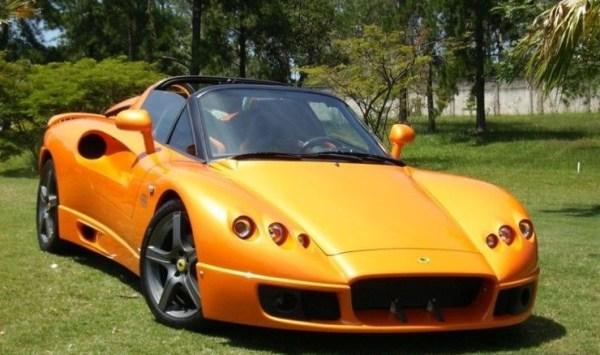 carros esportivos na moda