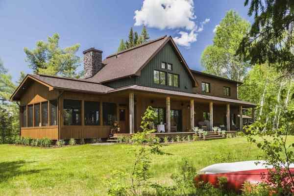 boa  casa no campo