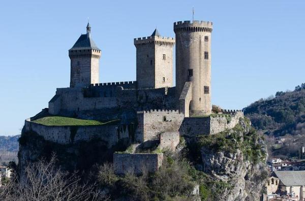 castelo medieval tem historia