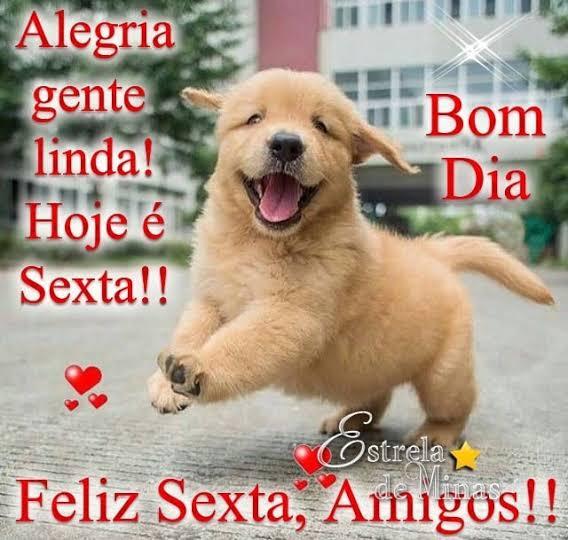 Feliz sexta whats
