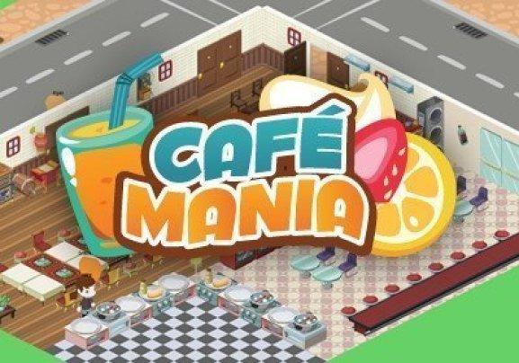 jogo bastante conhecido café mania.