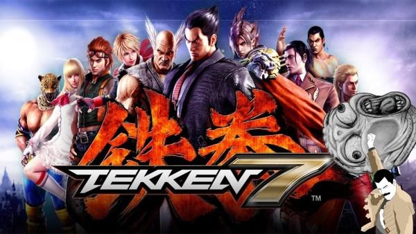 Tekken7 jogo muito bom.