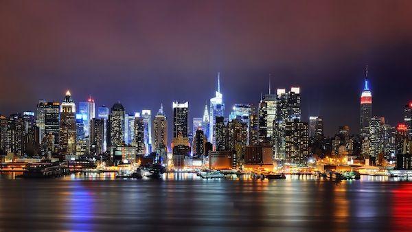 vista da paisagem cidade grande