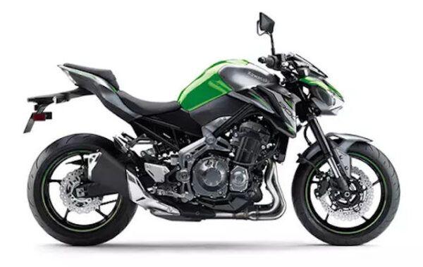 moto potente bela