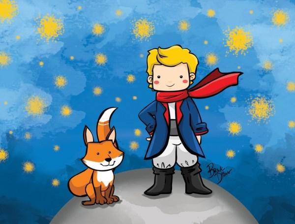 O filme do pequeno príncipe