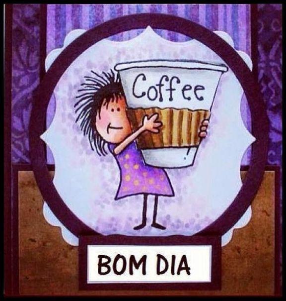 Um dia com bom café