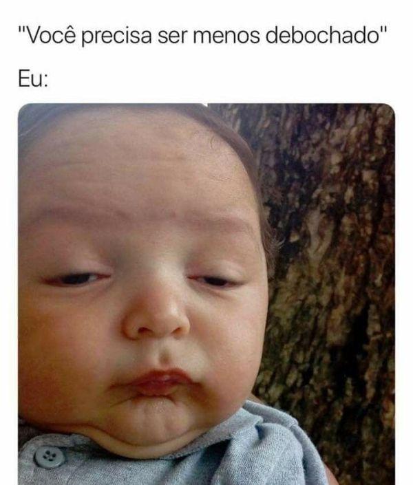 bebê memes de deboche