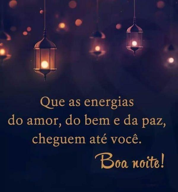 bem boa noite romântica
