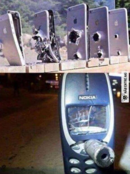 Imagens Nostálgicas celular nokia