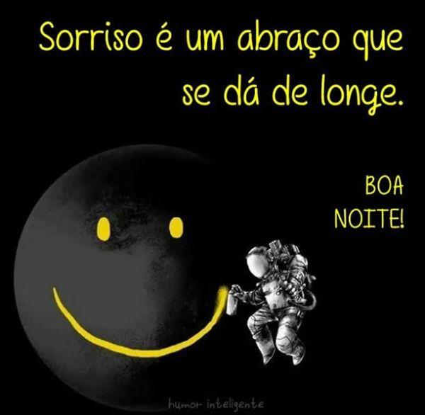 boa noite emoji lunar