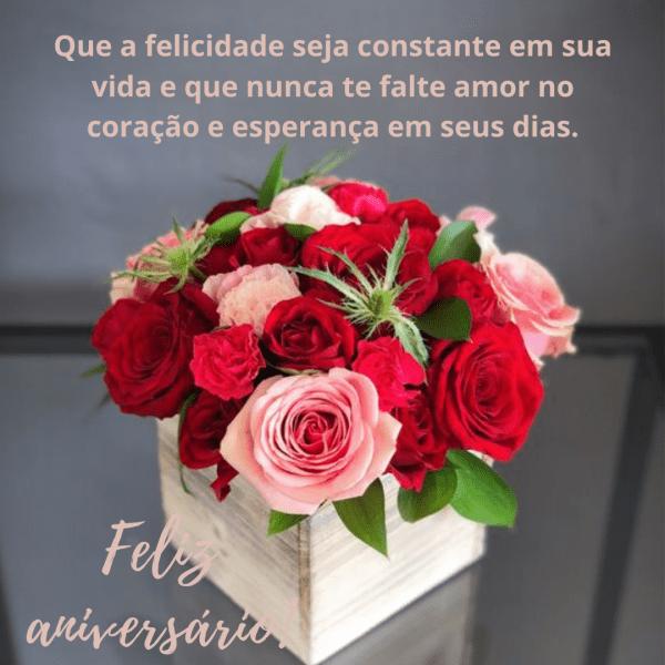 Mensagens de felicitações e aniversário