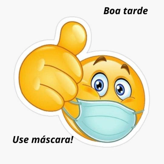 Emojis de Boa tarde preventivo