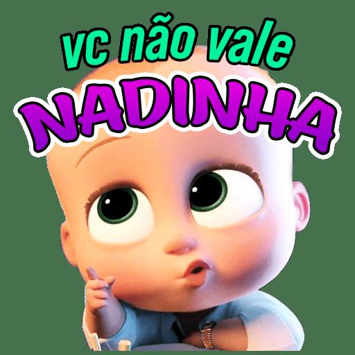 Stickers de bebezinho animados