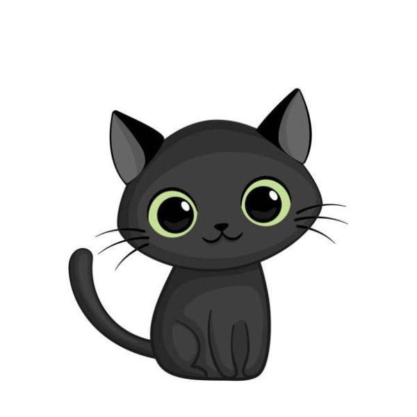 Gatos lindos para desenhar