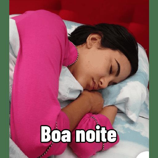 Figurinhas boa noite para Whatsapp
