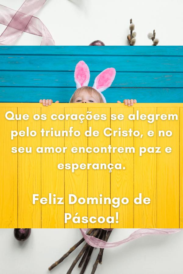 Feliz Domingo de páscoa - Feliz páscoa
