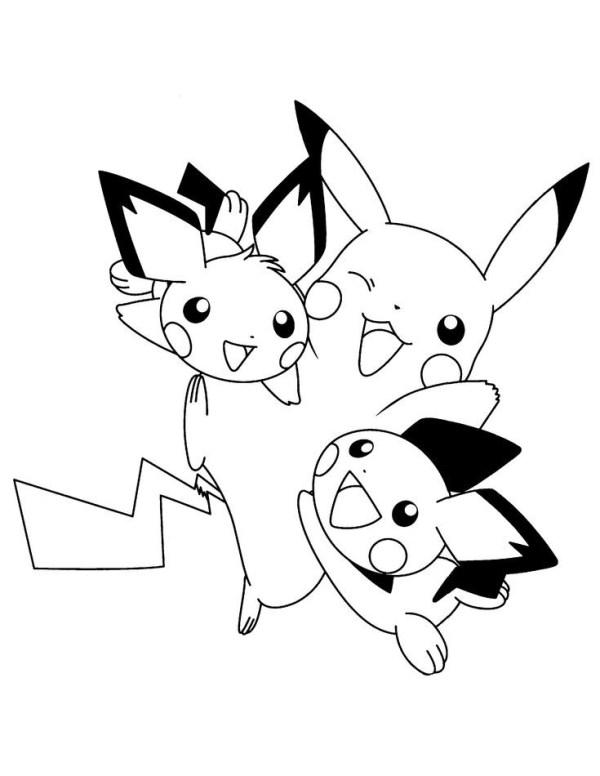 Pokémon com pikachu