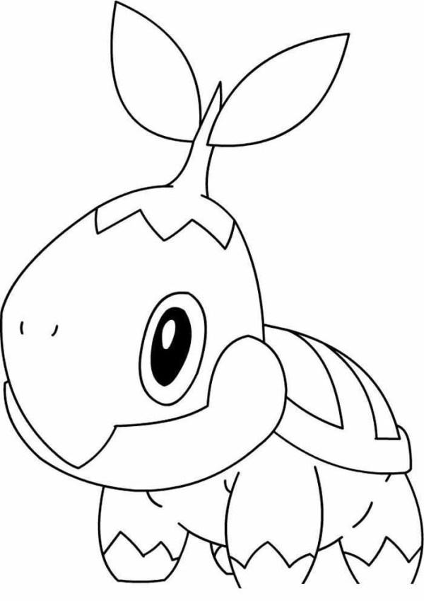 plantinha top do Pokémon
