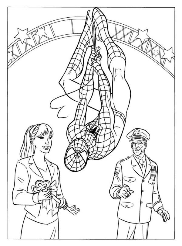 Desenhos do Homem aranha hi lorena