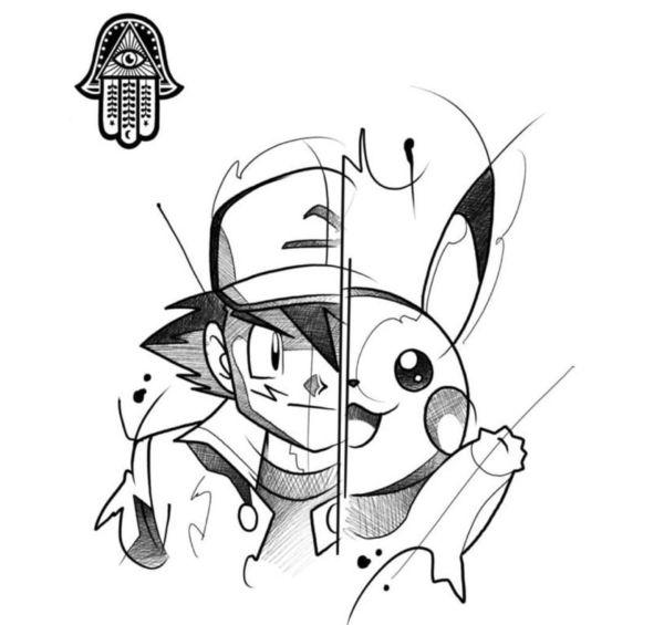 Pokémon  melhores amigos