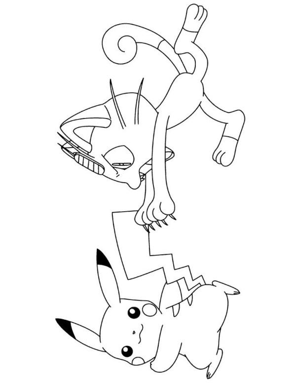 Pokémon e seus inimigos