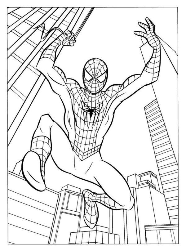 Desenhos do Homem aranha top