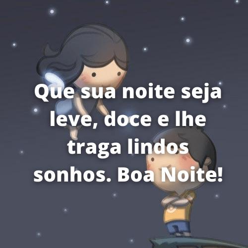 boa noite lua, estrelas e astros da noite