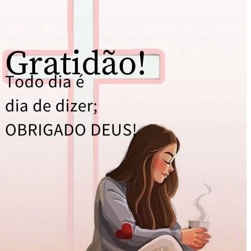 Frases de Gratidão a Deus