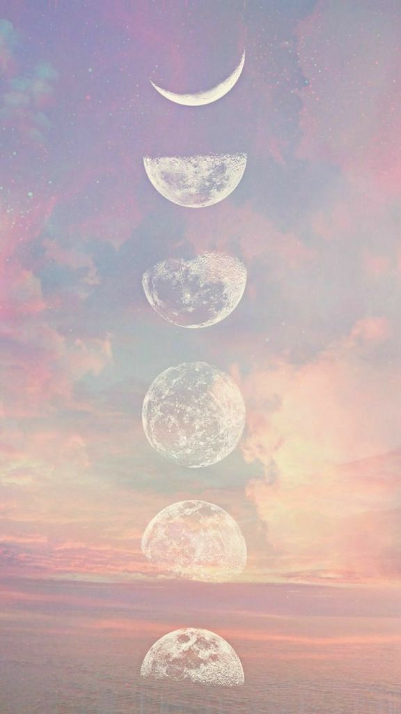 Papel de parede tumblr lua