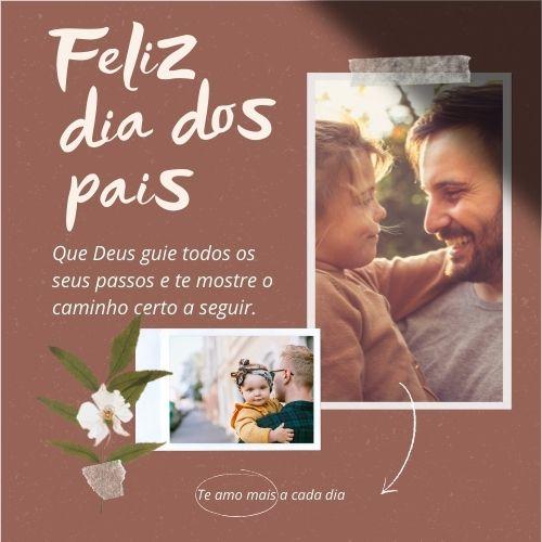 feliz dia dos pais amigo