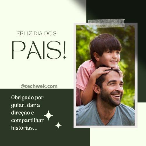 mensagens ao pai com amor