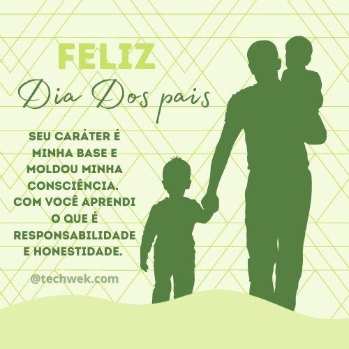 mensagem do dia dos pais paras ser compartilhado