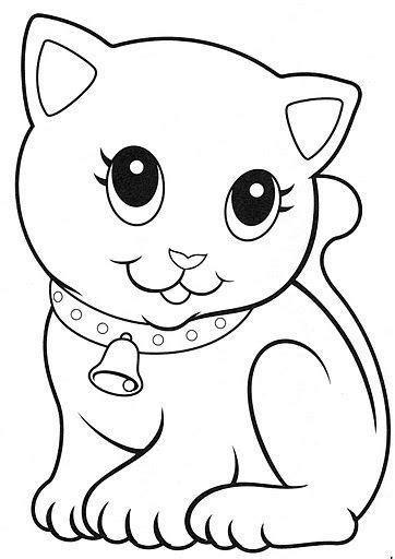 Desenhos de gatos para pintar fabulosos