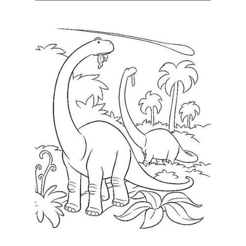 dinossauros para colorir calminhos