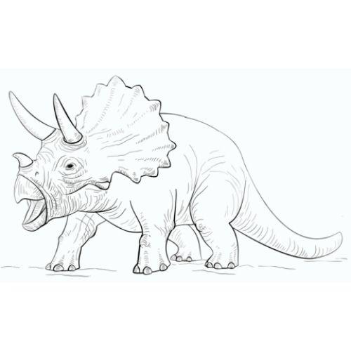 dinossauros para colorir com amigos