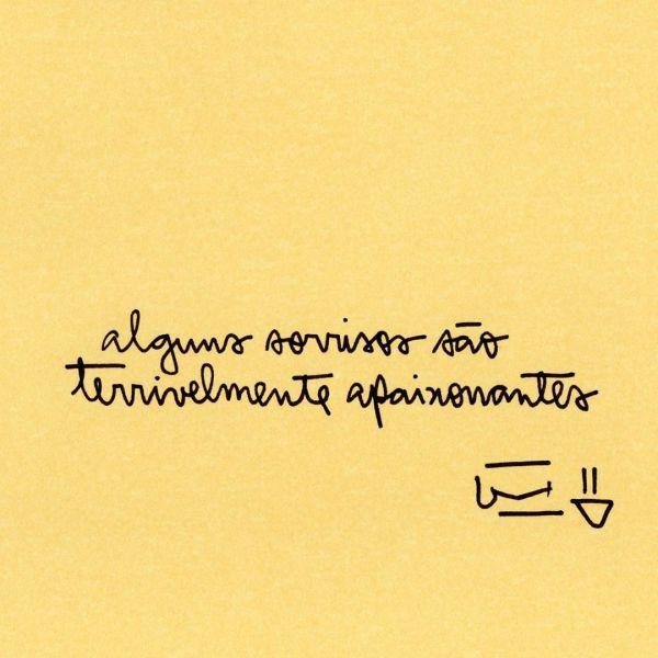 Frases Sobre Sorrisos apaixonantes