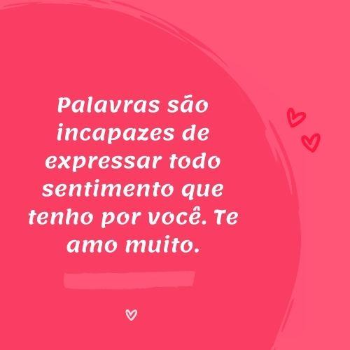 frases lindas de amor expresso