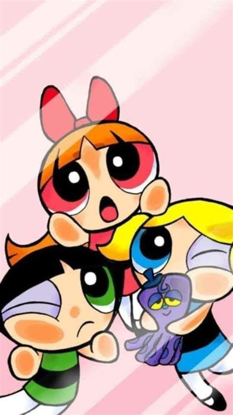 Wallpapers desenhos animados: Meninas superpoderosas