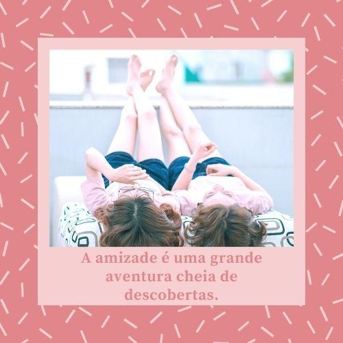 frases de amizade aventura