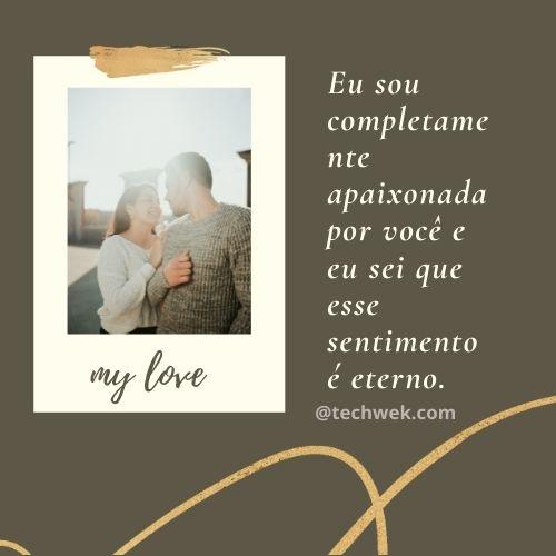 frases de amor para casal romântico