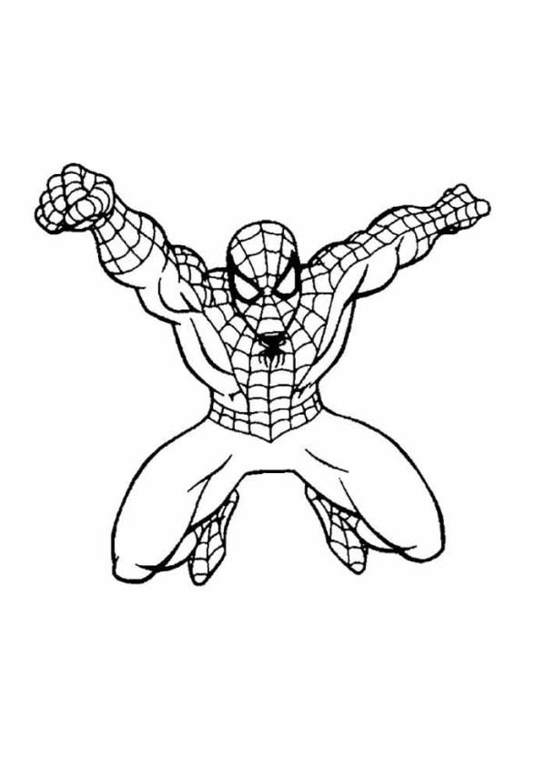 legais desenhos do home aranha