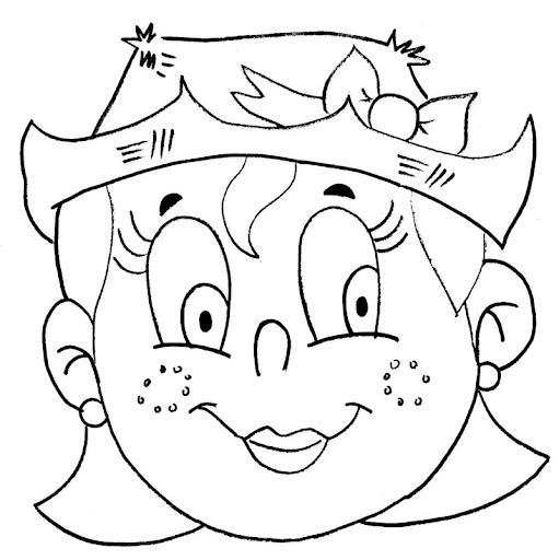 Desenhos de festa junina para colorir show