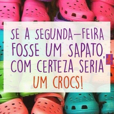 Um crocs