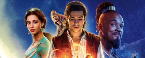 Aladdin é o melhor live action já lançado